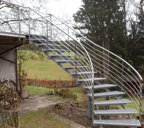 Treppensanierung abgeschlossen